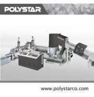Cens.com 2 Stage Plastic Recycling Machine POLYSTAR MACHINERY CO., LTD.