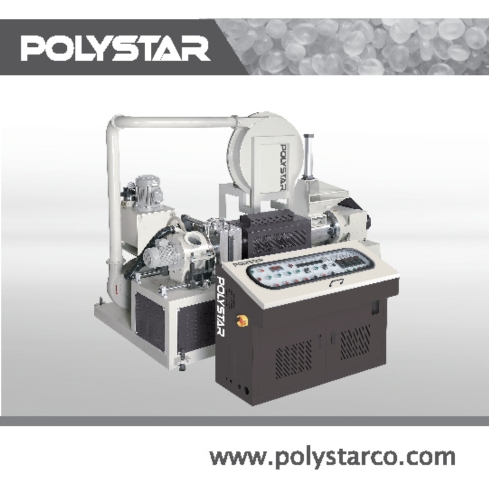 Recycling Machine for Blown Film Factory