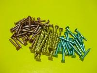 熱浸鍍鋅彩色鐵釘