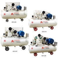Air Compressors Two Stage Middle Pressure Type