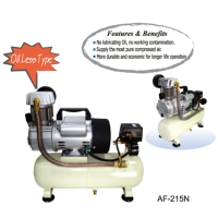 Air Compressors Portable Type Air Compressors