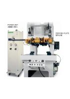 印刷電路板沖孔脫料系統