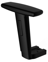 Hight adjustable armrest