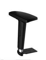 2D slide arm pad + Adjustable arm rest
