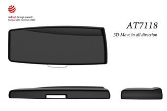 3D滑動扶手