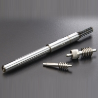 Worm Shafts, Worm Gears