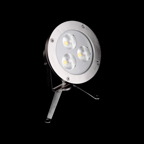 High power LED underwater spot light