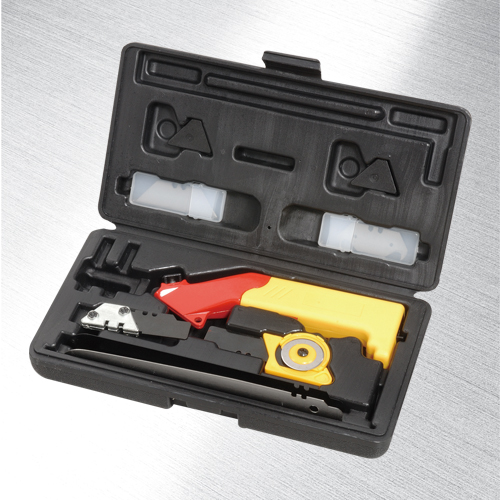 5 IN 1 INSTANT-CHANGE SAFETY UTILITY KNIFE SET