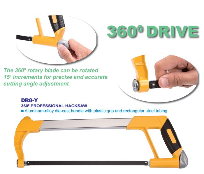 360° Professional Hacksaw