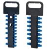 Socket hang card w/socket holder