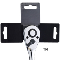 Rotary anti-theft H-handle hang card / Wrench hang card / Anti-theft hang card