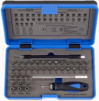 起子及精密起子组 39pcs Ratchet Screwdriver And Precision Bit Set