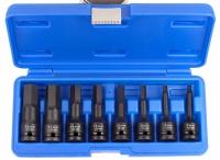"""Cens.com 8pcs 1/2""""DR.78mm Hex Driver Impact Socket Set # 8660 OKEEN INDUSTRIAL CO., LTD."""
