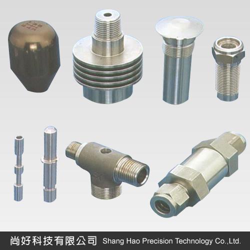 Nickel parts
