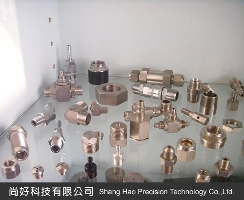 Brass & Steel parts