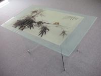 胶合矩型桌