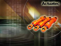 Heavy-Duty Mill-Type Hydraulic Cylinder