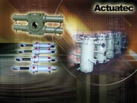 Cens.com Swivel/Rotary Hydraulic Cylinders ACTUATEC CORPORATION