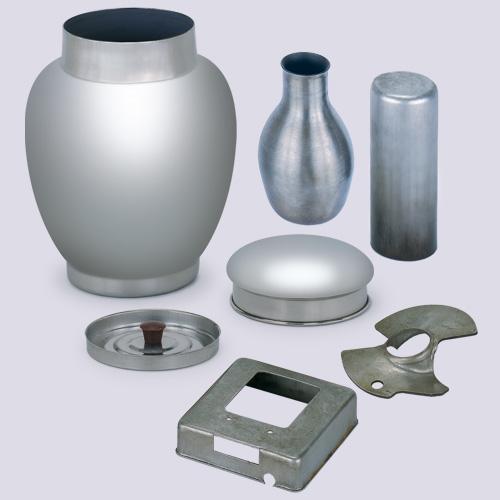 不銹鋼深抽產品系列/不銹鋼茶葉罐