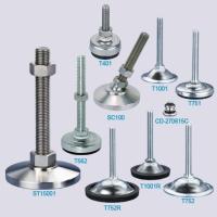 Industrial anti-shock pads