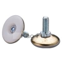 Adjustable glides hex bolt