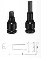 Cens.com IMPACT HEX BITS SOCKET HONG YUN HAND TOOLS CO., LTD.