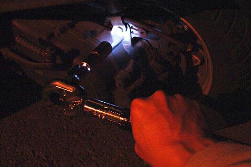 LED接桿