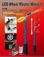 LED Wheel Master Wrench