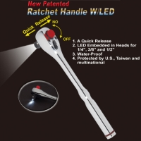 Cens.com Ratchet Handle W/LED JAN MING HAND TOOL CO., LTD.