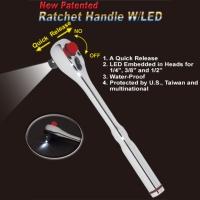 Ratchet Handle W/LED