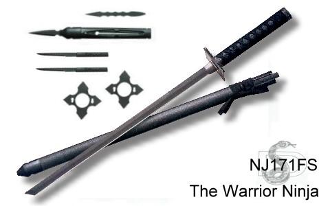 Thw Warrior Ninja