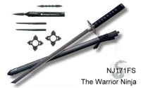 Thw Warrior Ninja