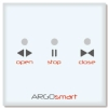 Wall Panel Controller for Curtain(Simple remote control series)