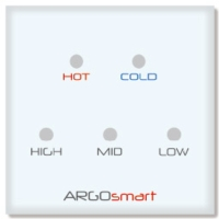 供暖系统面板(简单遥控系列)