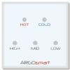 供暖系統面板(簡單遙控系列)