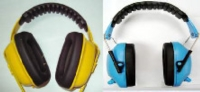 Active Noise Reduction Ear-muffs -- FM stereo radio and LCD control