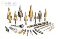 step drill bit / twist drill bit / spot weld drill bit / countersink