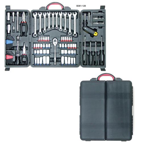 126PCS手工具组
