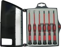 6 Pcs 1000v Insulated Precision Screwdriver Set