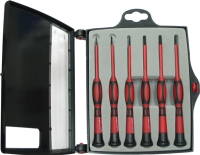 6 Pcs 1000v Insulated Precision Screwdriver Set