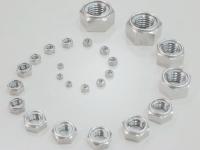 SELF-LOCKING ``U`` NUTS