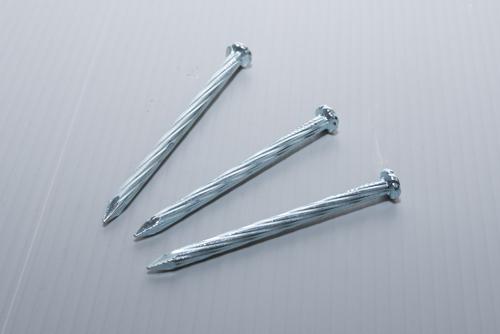 六角斜紋水泥鋼釘