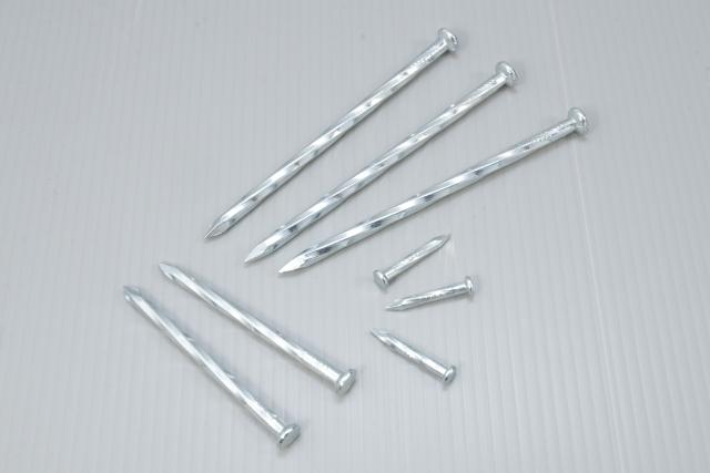 Angular Spiral Steel Nail