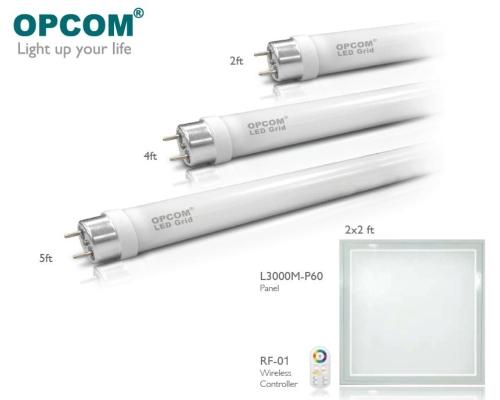 OPCOM LED Grid