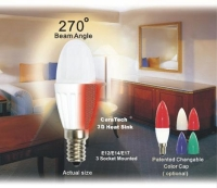 Cens.com Ceramic LED Bulb - L80D OPCOM INC.