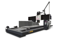 Linear Guideway Type Double Column Machining Center