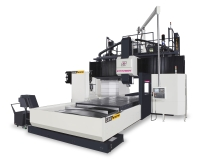Crossbeam Moving Type Double Column Machining Center