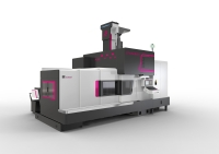 Compact Type Double Column Machining Center