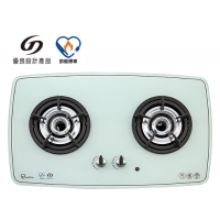 Glass-top Gas Hob/Stove (Inner-flame Model)