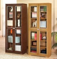 Double-door Bookcase